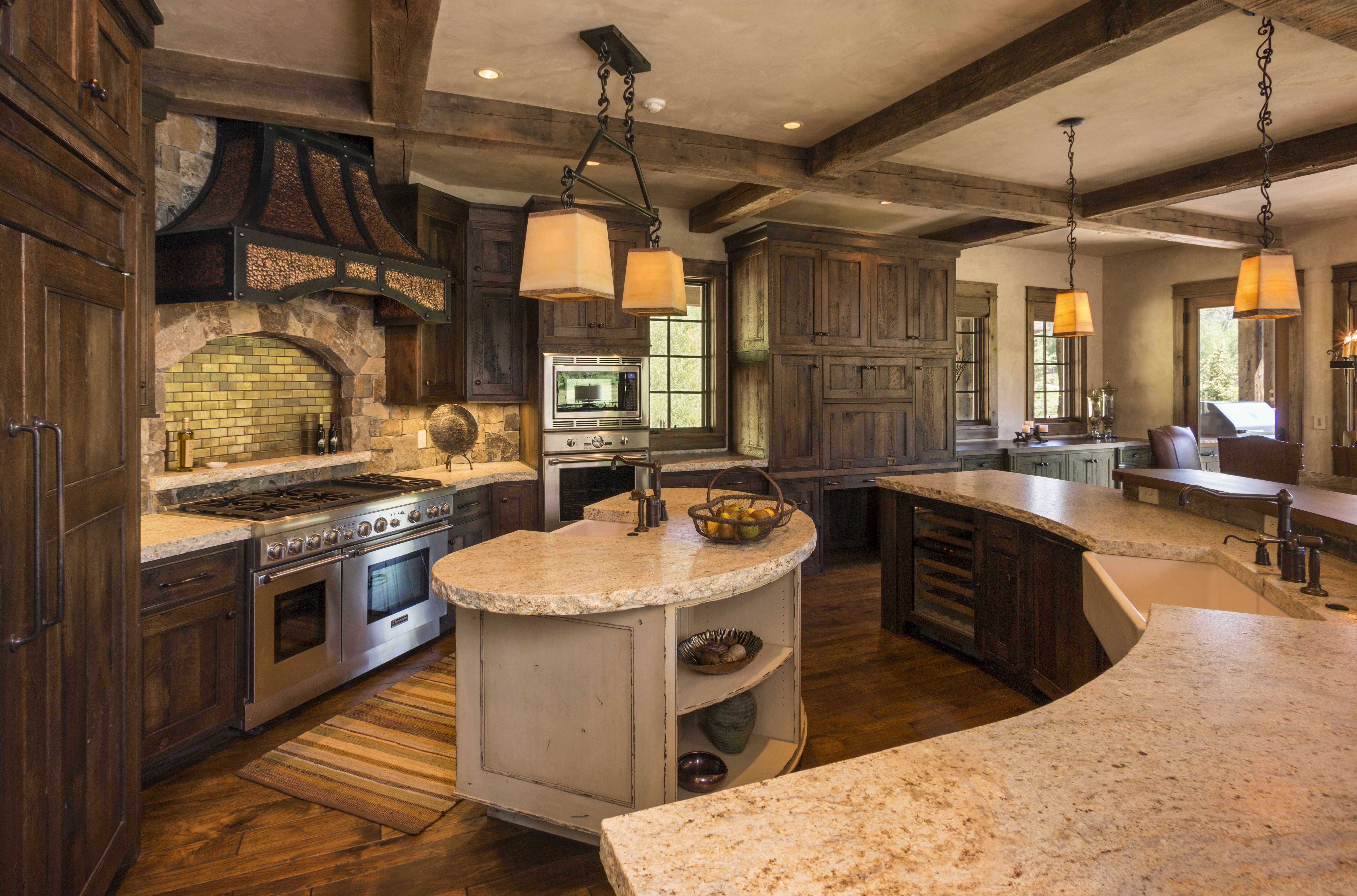 Rustic Cabinet Hardware Kitchen S