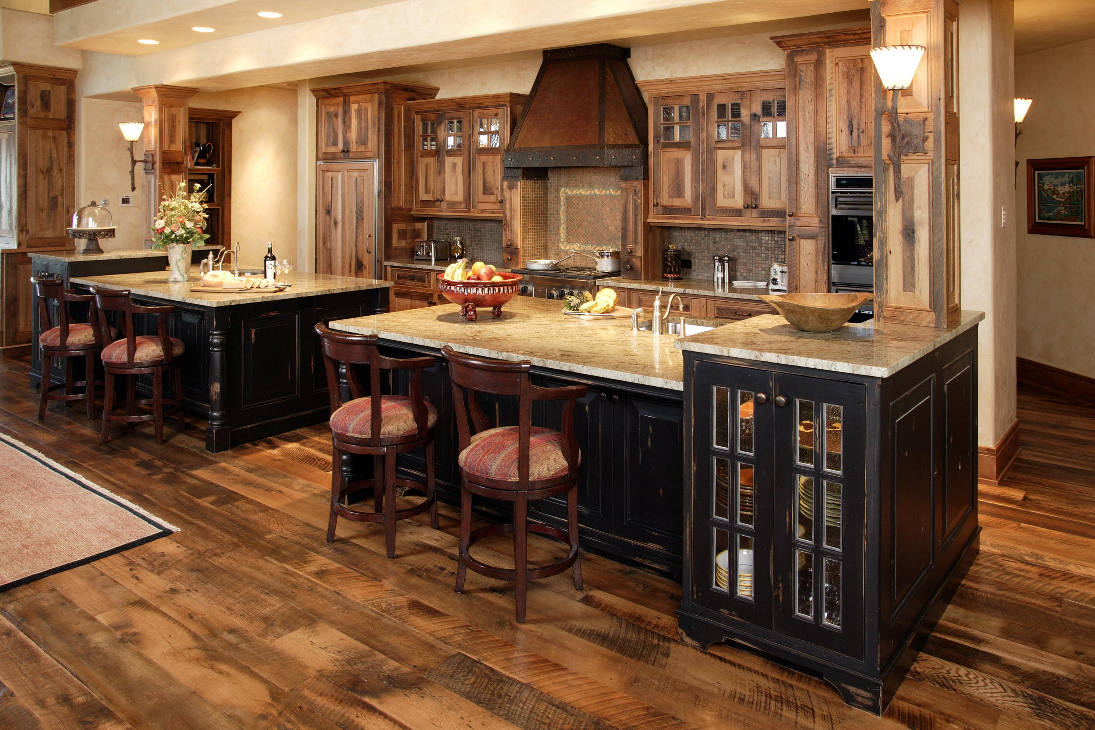 Western Kitchen Kitchens Portfolio Categories